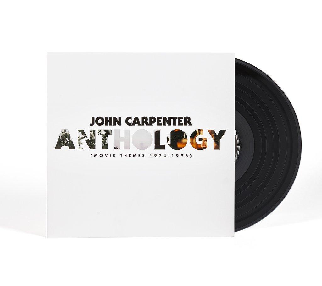 John Carpenter: Anthology Movie Themes 1974-1998 - REVIEW